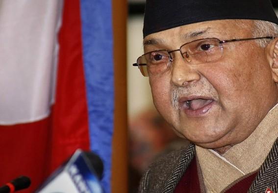 Statsminister Oli_KathmanduPost